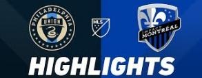 Philadelphia Union 3:0 Montreal Impact