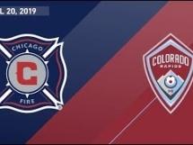 Chicago Fire 4:1 Colorado Rapids