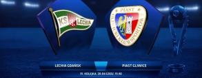 Lechia Gdańsk 0:2 Piast Gliwice