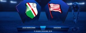 Legia Warszawa 1:0 Cracovia Kraków