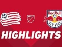 New England Revolution 1:0 New York Red Bulls