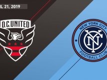 DC United 0:2 New York City FC