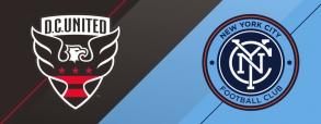 DC United 0:2 New York City FC