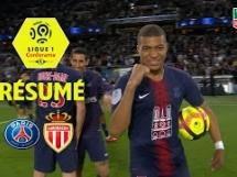 PSG 3:1 AS Monaco