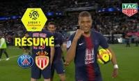 PSG nie dało szans AS Monaco! [Wideo]
