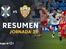 Tenerife 1:3 Almeria