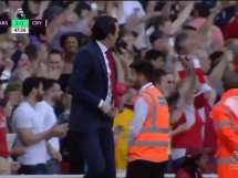 Arsenal Londyn 2:3 Crystal Palace