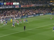 Chelsea Londyn 2:2 Burnley