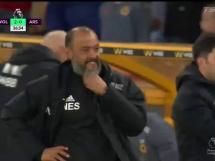 Wolverhampton 3:1 Arsenal Londyn