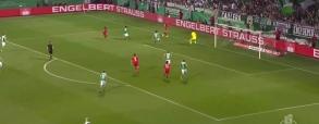 Lewandowski zapewnił Bayernowi awans do finału DFB Pokal!