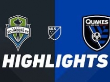 Seattle Sounders 2:2 San Jose Earthquakes