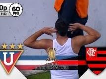 LDU Quito 2:1 Flamengo