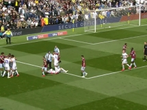 Leeds United 1:1 Aston Villa