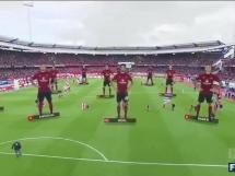 FC Nurnberg 1:1 Bayern Monachium