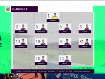 Burnley 0:1 Manchester City