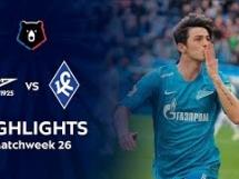 Zenit St. Petersburg 0:2 Krylja Sowietow Samara