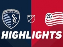 Kansas City 4:4 New England Revolution
