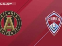 Atlanta United 1:0 Colorado Rapids