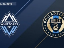 Vancouver Whitecaps 1:1 Philadelphia Union
