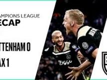 Tottenham Hotspur 0:1 Ajax Amsterdam
