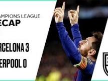 FC Barcelona 3:0 Liverpool