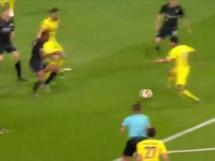 Eintracht Frankfurt 1:1 Chelsea Londyn