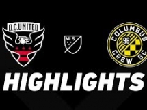 DC United 3:1 Columbus Crew