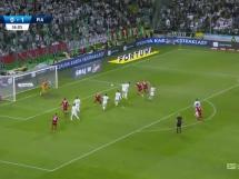 Legia Warszawa 0:1 Piast Gliwice