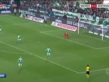 Werder Brema 2:2 Borussia Dortmund