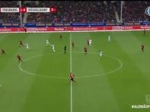 Freiburg 1:1 Fortuna Düsseldorf