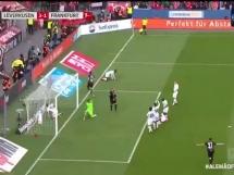 Bayer Leverkusen 6:1 Eintracht Frankfurt