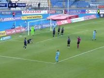Giannina 0:2 PAOK Saloniki