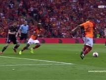 Galatasaray SK 2:0 Besiktas Stambuł