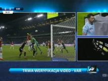 Wisła Kraków 1:0 Korona Kielce