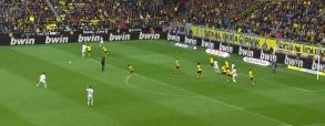Kownacki strzela przeciwko Borussii Dortmund!