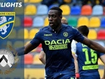 Frosinone 1:3 Udinese Calcio
