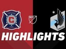 Chicago Fire 2:0 Minnesota United