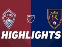Colorado Rapids 2:3 Real Salt Lake