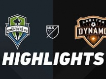 Seattle Sounders 1:0 Houston Dynamo