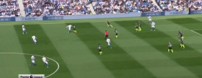 Brighton & Hove Albion 1:4 Manchester City