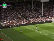 Fulham 0:4 Newcastle United