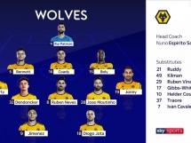 Liverpool 2:0 Wolverhampton