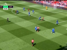 Manchester United 0:2 Cardiff City