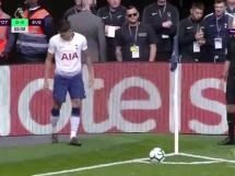Tottenham Hotspur 2:2 Everton
