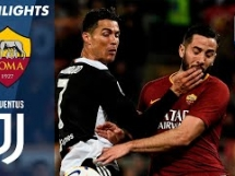 AS Roma 2:0 Juventus Turyn