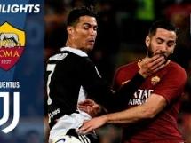 AS Roma 2:0 Juventus Turyn