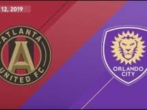 Atlanta United 1:0 Orlando City