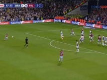 West Bromwich Albion 1:0 Aston Villa