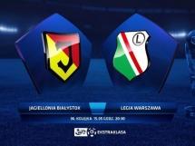 Jagiellonia Białystok 1:0 Legia Warszawa