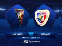 Pogoń Szczecin 0:0 Piast Gliwice